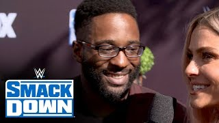 Cedric Alexander Nostalgic Over Smackdown Premiere: Smackdown Exclusive