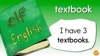 Learn My School Vocabulary Phrases 2 Listen Repeat ELF Learning ELF Kids Videos