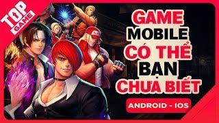 [Topgame]  Top game mobile mới hay nhất 2018 có thể bạn chưa biết !