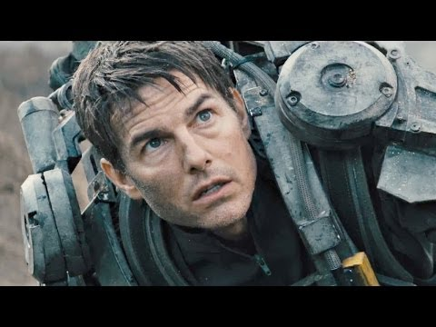 Edge of Tomorrow Trailer 2 Official - Tom Cruise