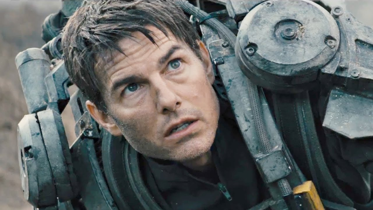 Edge of Tomorrow Trailer 2 Official - Tom Cruise - YouTube