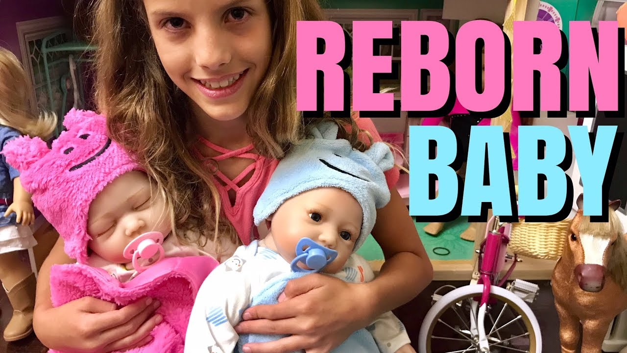 Reborn Baby Twins - YouTube