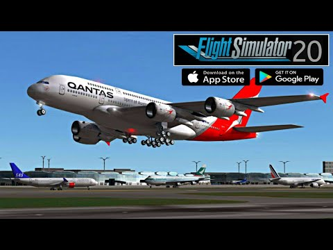 Top 5 Flight Simulator Games For Android & IOS 2020