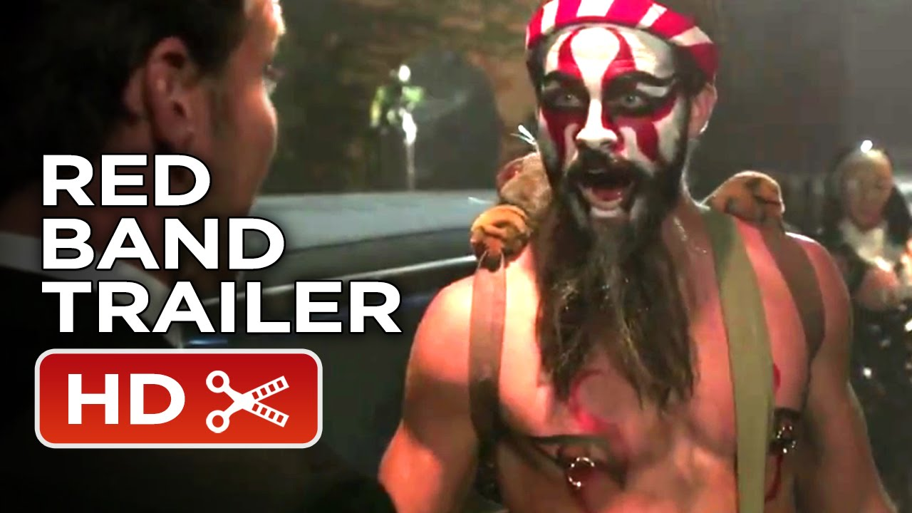 Download Stretch Red Band TRAILER (2014) - Chris Pine, Ray Liotta Action Comedy HD