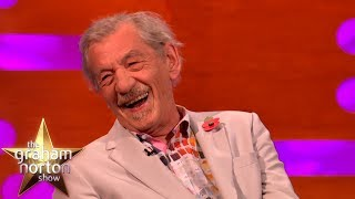 Sir Ian McKellen Accidentally Does Another Dame Maggie Smith Impression | The Graham Norton Show