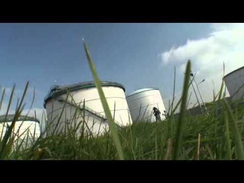 Fotoacademie Amsterdam op bezoek bij Vopak Oil Rotterdam