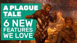 Rat Armies, Alchemy And 6 More Plague Tale Features You'll Love | New PC Gameplay