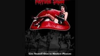 Rocky Horror Picture Show Hot Patootie Bless My Soul