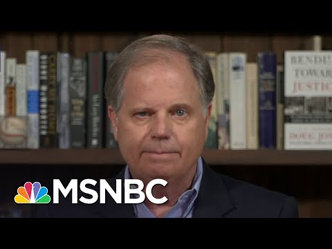 Sen. Doug Jones: Trump Needs To Get Answers About Russian Bounty Reports   The Last Word   MSNBC