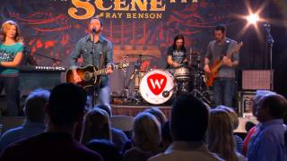 """Wade Bowen performs """"All That's Left"""" on The Texas Music Scene"""
