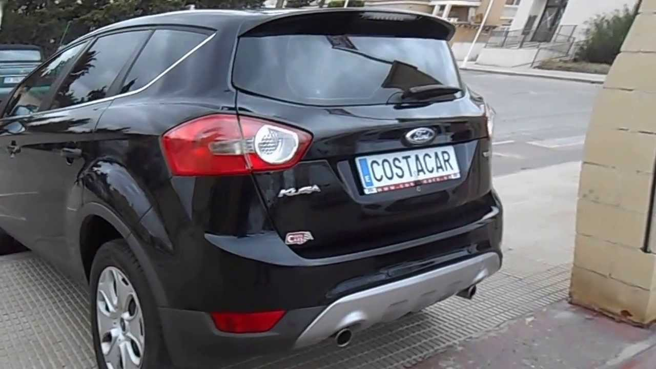 2009 ford kuga 2 0tdci 4x2 trend youtube. Black Bedroom Furniture Sets. Home Design Ideas