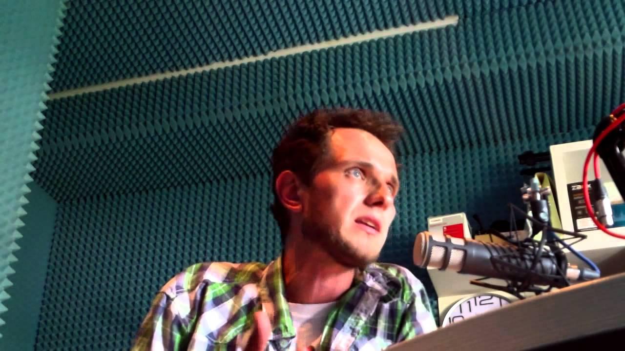 Interviu cu #AlegBrega la #UniversFM
