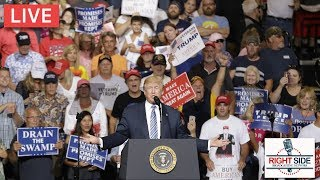 🔴LIVE Stream: President Donald Trump Holds MAGA Rally in Fargo, ND 6/27/18