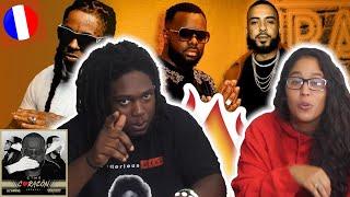GIMS - Corazon ft. Lil Wayne & French Montana (Clip Officiel) | FRENCH RAP REACTION