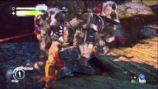 Enslaved: Odyssey To The West - Chapter 5: BOSS battle and CUTSCENE
