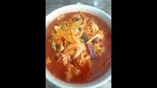 제주짬뽕맛집 물질식육식당 비주얼