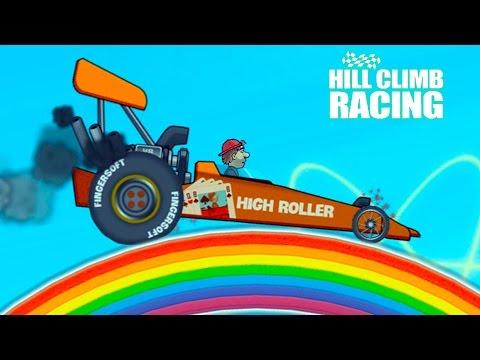 Hill Climb Racing for pc Bluestacks