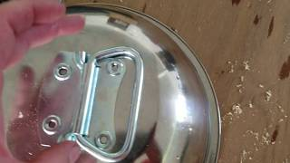 Griddle Steam Cover how to
