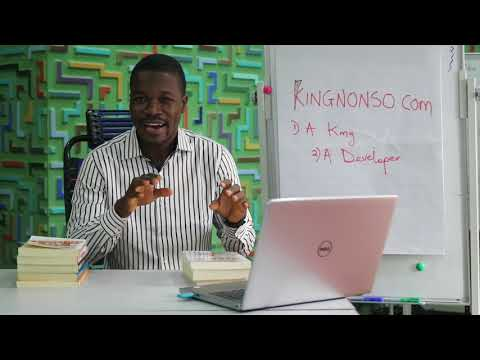 Chinonso Ani - Full Stack Web Developer, Engineer, Software Programmer in Nigeria, Africa