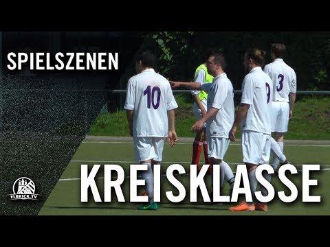 HEBC III - VfL Hammonia III (Kreisklasse B7) - Spielszenen