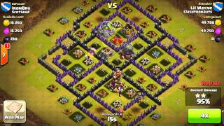 Clash of Clans - War Recap #4: Clashtronauts vs. Scotland