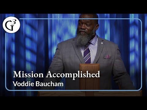 2019 G3 Conference — Voddie Baucham — Session 15