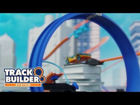 Hot Wheels Track Builder Power Booster Kit TV Commercial (Fall 2016) | Hot Wheels