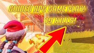 **NEW** GUIDED RPG F1 MISSILE DOMINATION! 19 KILLS! (CD)