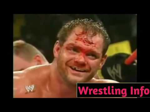 Ironman Match Eugene helps Chris Benoit win World Heavyweight Championship