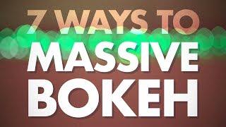 7 Bokeh Photography Ideas