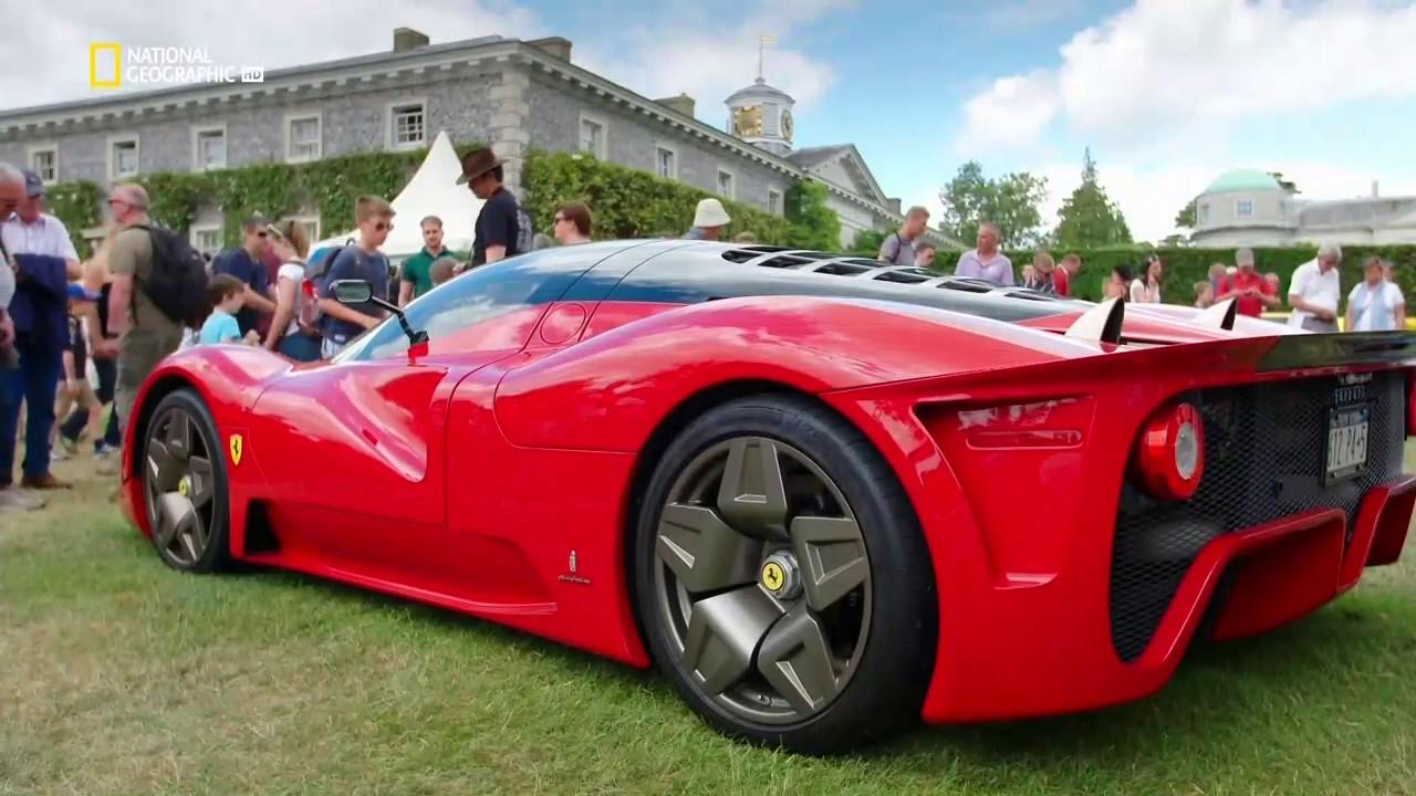 Настоящий суперкар | Aston Martin Vantage | National Geographic