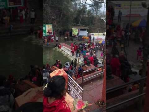 Pilgrim tour# in nepal