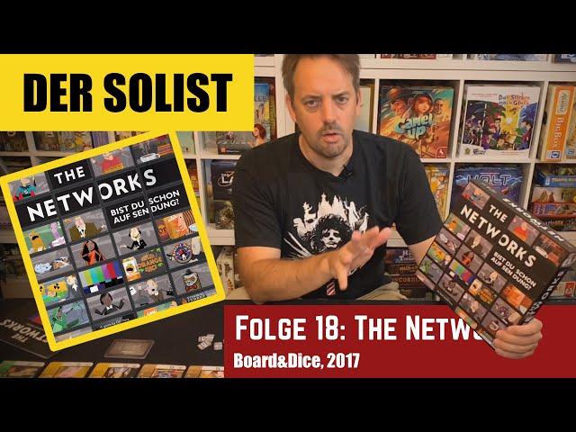 Der Solist - Folge 18: The Networks
