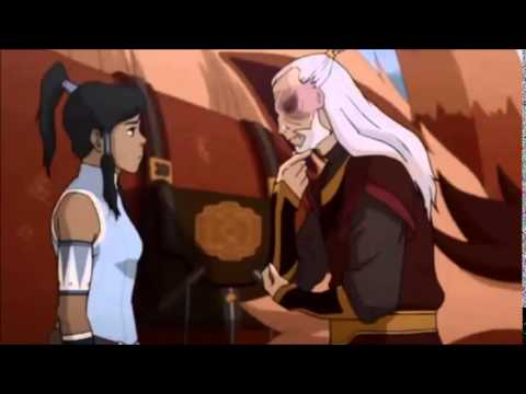 the legend of korra  korra and zuko