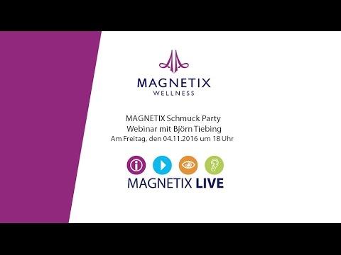 Live-Stream von Magnetix Wellness GmbH