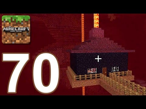 Minecraft: Pocket Edition - Gameplay Walkthrough Part 70 - Survival (iOS, Android)