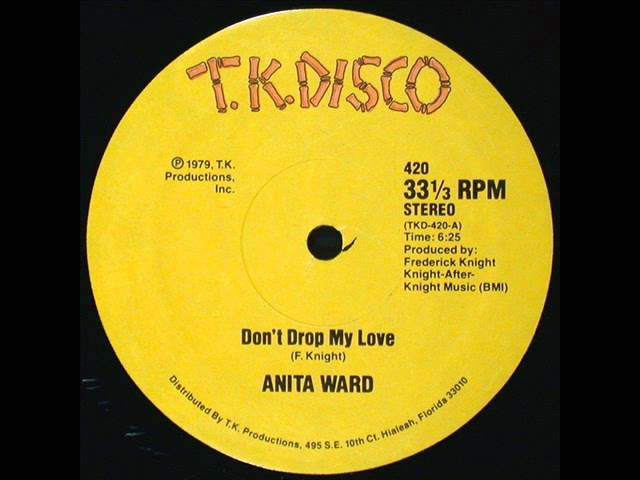 Anita Ward - Don't Drop My Love