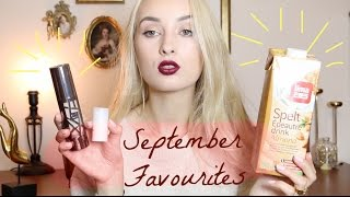 September Favourites '16 // Chanelette