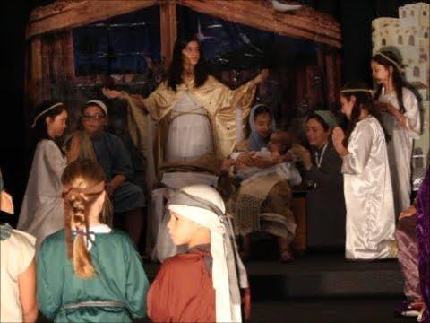 Nativity Play presented at St Bonaventure Catholic School - December 22nd, 2017