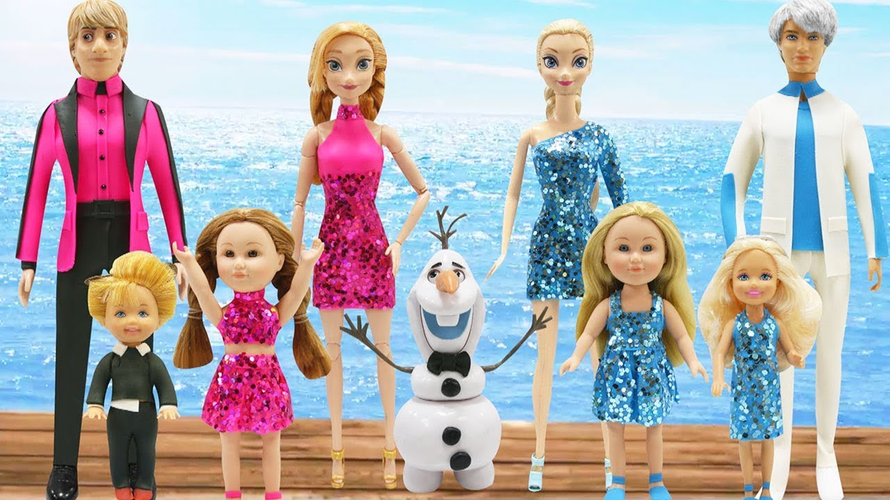 frost anna barbie