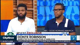 Men arrested in Philadelphia Starbucks speak out