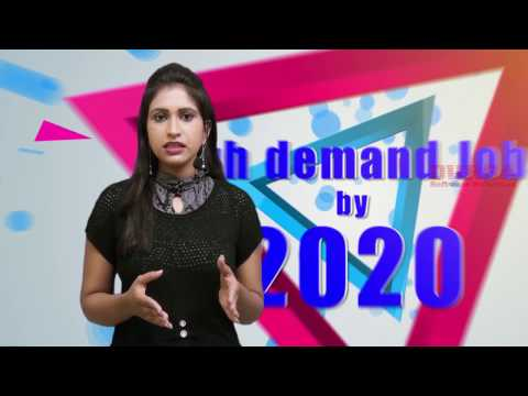 Top demand Jobs by 2020||High Salary Jobs in 2020