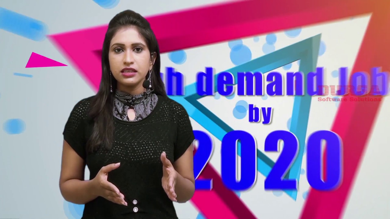 Top Demand Jobs By 2020 High Salary Jobs In 2020