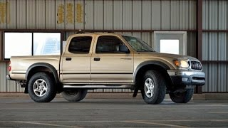 2004 Toyota Tacoma SR5 Prerunner Double Cab Review