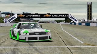 iRacing - Race Prep | Audi GTO @ Sebring: Round 4
