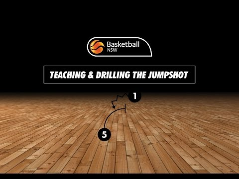 Teaching & Drilling the Jump Shot - Peter Lonergan