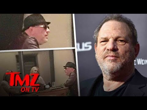 Harvey Weinstein – Master of Disguise! | TMZ TV