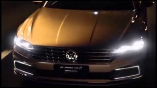 видео Volkswagen представил гибридный Passat GTE 2015