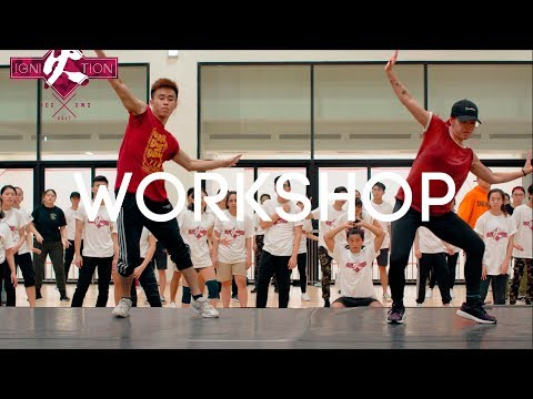 Go Off - Dawin Choreography | Marcus x Xuehui Collabo Workshop | DanceDerivativez x Dreamwerkz
