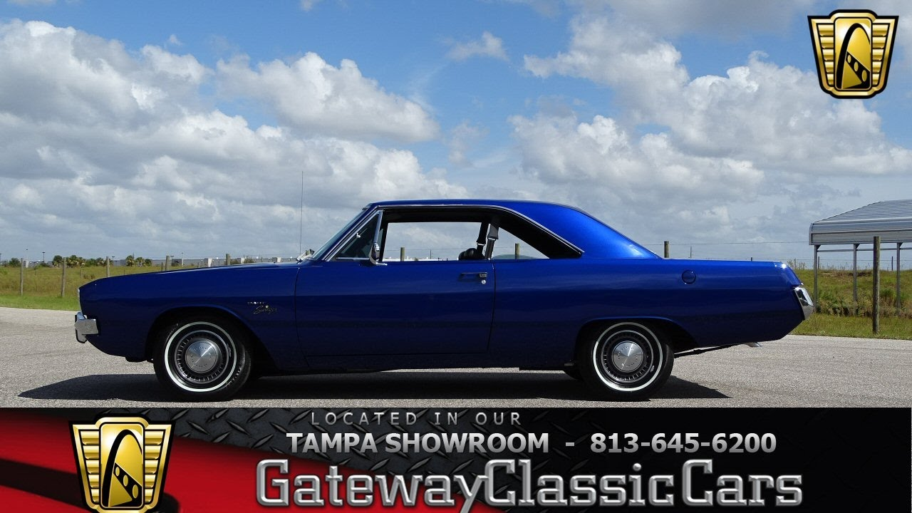 Center Cap 1970 Dart Swinger